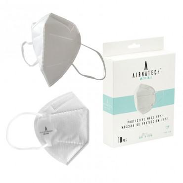 WHITE FFP2 - Face Masks - 20 units