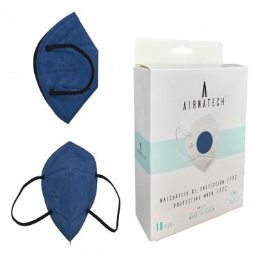 BLUE FFP2 - Face Masks - 20 units