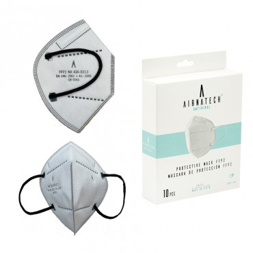 copy of WHITE FFP2 - Face Masks - 20 units